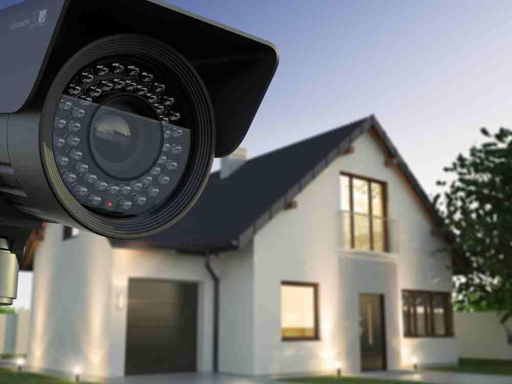 Security Cameras - StarrHost LLC